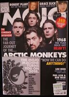 ARCTIC MONKEYS MOJO mag #295 2018 +CD Lou Reed Robert PLant WIRE Bill Nelson NEW