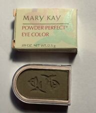 Mary Kay Powder Perfect Eye Color ~ GRAY FLANNEL #5951 RARE *FREE SHIPPING*