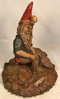PARDNER-R~1985~Tom Clark Gnome~Cairn Studio #2008~Ed #41~Hand Signed~w/Story