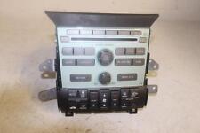 2009-2011 HONDA PILOT STEREO RADIO XM 6 DISC CHANGER CD PLAYER 39100-SZA-A200