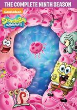 SpongeBob SquarePants: The Complete Ninth Season [New DVD] Oversize Item Spilt