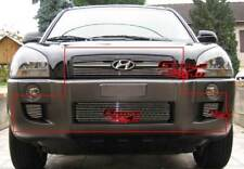 Fits 2005-2009 Hyundai Tucson Billet Grille Combo