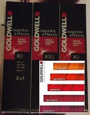 Goldwell Topchic Effects R  Rot , 60ml Strähnenfarbe ähnlich wie Majicontrast
