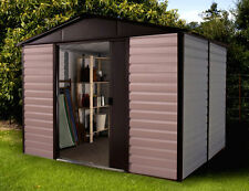 Geräteschuppen Gerätehaus 4 Größen lieferbar, inkl. Bodenrahmen