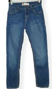 Levi's 511 Slim Fit Boys Performance Jeans 14 R