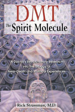 Strassman, Rick, Md-Dmt: The Spirit Molecule BOOK NEW
