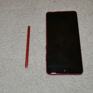 Samsung galaxy note 10 lite sm-n770f/ds for parts