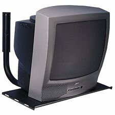 "Quartet Tv Wall Mount For Tvs Up to 27"", Black - 87027"