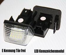 LED SMD Kennzeichenbeleuchtung Module Citroen C3 2 Picasso C4 Picasso C5 2 C6