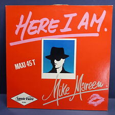 """MAXI 12"""" MIKE MAREEN Here i am 1565096"""