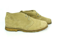 Derby shoes Suede Beige T40 / Uk 6.5 GOOD CONDITION