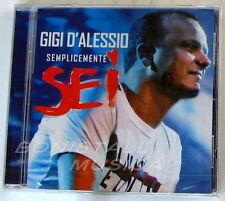 GIGI D'ALESSIO - SEMPLICEMENTE SEI - CD Sigillato