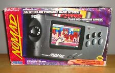 SEGA NOMAD Official Authentic BOX ONLY FOR REPLACEMENT -- NO SYSTEM INCLUDED