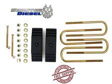 "Sinister Diesel 2.5"" Leveling Kit 99-04 Ford Super Duty Powerstroke 4wd"