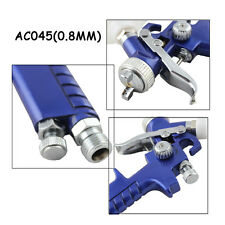Ophir Pro Hvlp Air Spray Paint Gun Gravity Feed Tools Spot Repair 0.8mm