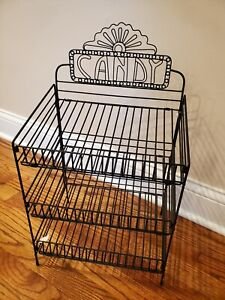 pottery barn Wire Holder