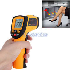 Non-Contact IR Infrared Temperature Tester Thermometer Laser Gun -50 to 700°C