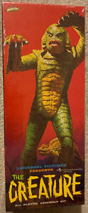 AURORA THE CREATURE MONSTER MODEL KIT - 1999 - Brand New - Sealed