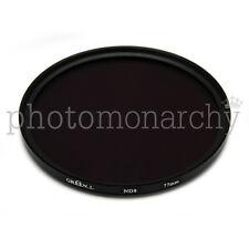 Filtro ND8 Green.L 77mm 3 stop neutral density Canon Nikon Sony Tamron Sigma 77