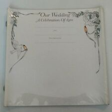 "NIP Creative Memories 12X12  ""The Wedding Pages"" Scrapbook Pages  RCM-12W"