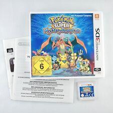 Pokémon: Super Mystery Dungeon |Nintendo 3DS |Mit OVP & Anleitungen |Sehr gut