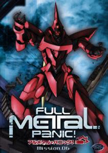 Full Metal Panic: Mission 6 DVD (2004) cert 12