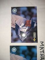 1994 Collector's Choice Ken Griffey Jr. #340 Seattle Mariners X2 sp