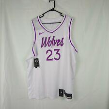 Nike Jimmy Butler Minnesota Timberwolves City Edition Jersey Mens XXL Size 56