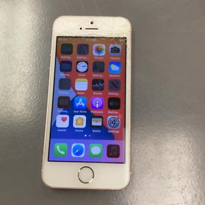 Apple iPhone SE - 16GB - Rose Gold (Unlocked) (Read Description) DJ1325