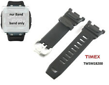 Timex Replacement Band TW5M18200 Command Shock Quartz with Special End Size