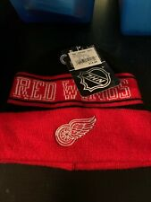 Boys DETROIT REDWINGS HAT CAP Red/White/black NEW