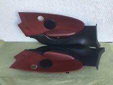 BMW E64 M6 OEM (2006-2010) 96K CONVERTIBLE REAR PANEL CARDS TRIM INSERT PAIR