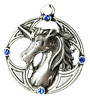 Celtic Sorcery Pendant Plantaganet Unicorn