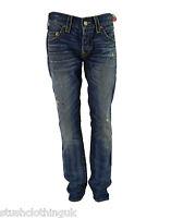 True Religion Men's Rocco Vintage SKI Jeans (TRJN010) MASSIVE PRICE REDUCTION
