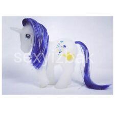 Custom My Little Pony ~ Genie ~ Unicorn Sparkle G1 Style +Accessory MiB