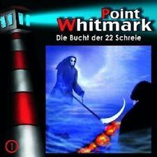 01 die bucht der 22 schreie Audio CD Point Whitmark