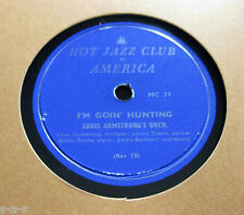 Louis Armstrong - I'm Going Hunting / If You Want To Be My Sugar Paps (960)