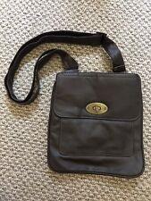 Brown Small Crossbody Handbag Shoulder Bag