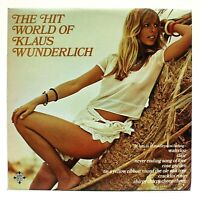 "The Hit World Of Klaus Wunderlich 1975 12"" Vinyl LP SPA-R 434 FREE UK P&P"