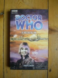 Doctor Who The Indestructible Man, 2004 Past Doctor Adventures (PDA), BBC book