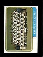 1974 TOPPS #343 ROYALS TEAM EXMT ROYALS  *X12838