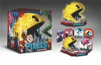PIXELS (Deluxe Edition) - Blu-Ray + Blu-Ray 3D - SOLD OUT - RARE - ITALIANO