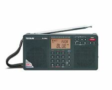 TECSUN PL398BT PLL DSP Bluetooth FM / MW / LW / SW Dual Speaker Radio Receiver