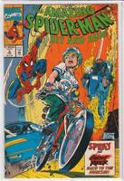 Amazing Spiderman #3 Hit and Run Ghost Rider anti-drug promo 9.6