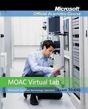 Moac 70-640 : Windows Server 2008 Active Directory Configuration with Virtual La