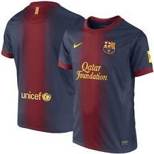 Nike Barcelona Home Football Shirts (Spanish Clubs)
