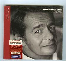 CD (NEUF) SERGE REGGIANI TOUJOURS