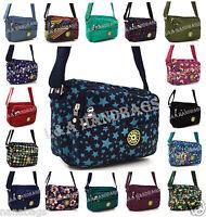 New Women Lightweight Waterproof Messenger Cross Body Handbag Hobo Shoulder Bag