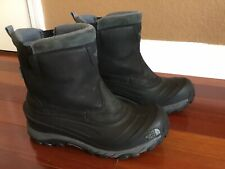 The North Face Slip On Waterproof Primaloft Winter Snow Muck Boots Mens Sz 9.5