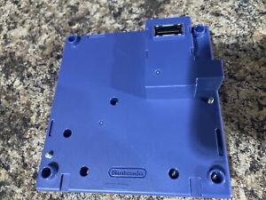 Nintendo GameCube Gameboy Player Indigo Purple DOL-017 No Start Up Disc Working
